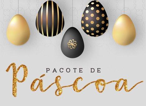 Pacotes de Pascoa